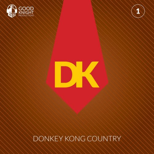 Donkey Kong Country Vol. 1 Album Cover