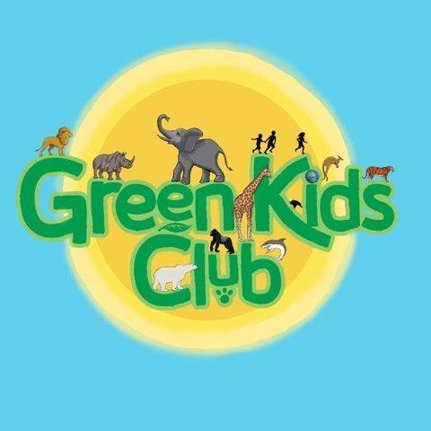 Green Kids Club Logo