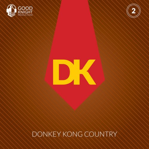 Donkey Kong Country Vol. 2 Album Cover