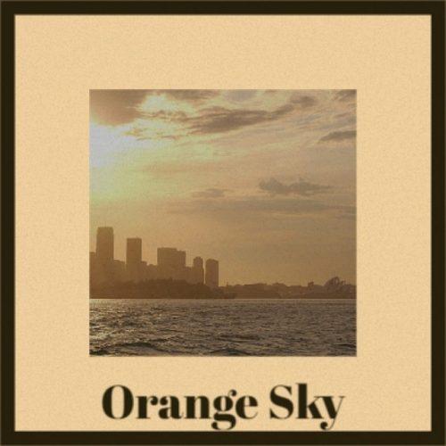Orange Sky Album Cover