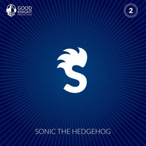 Sonic The Hedgehog Vol. 2 Album Cover